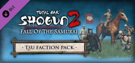 Купить Total War Saga: FALL OF THE SAMURAI – The Tsu Faction Pack (DLC)