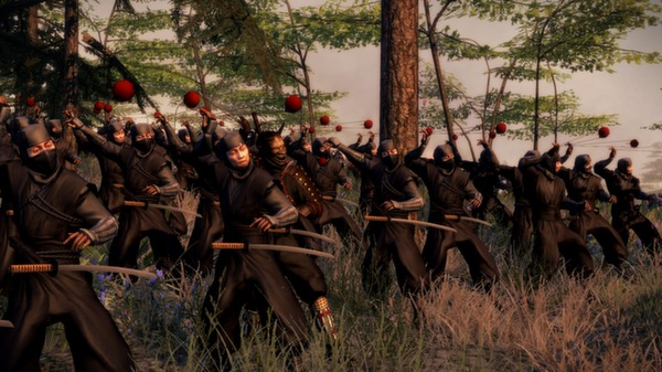 Total War Saga: FALL OF THE SAMURAI – The Tsu Faction Pack (DLC)