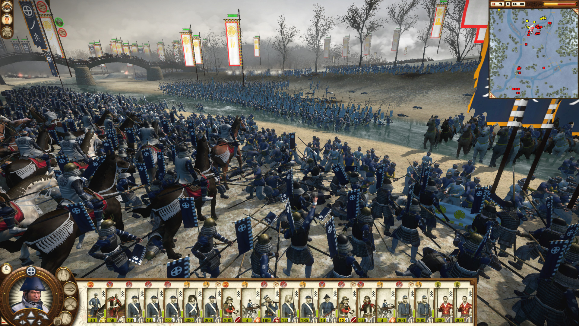 What's with Three Kingdom's Battle Styling? : totalwar