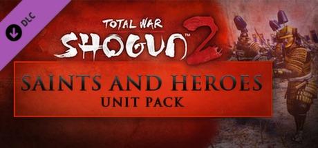 Купить Total War: SHOGUN 2: Saints and Heroes Unit Pack (DLC)