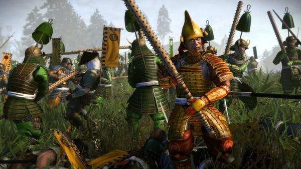 Total War: SHOGUN 2: Saints and Heroes Unit Pack (DLC)