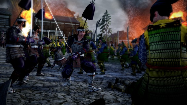 Total War: SHOGUN 2: Saints and Heroes Unit Pack (DLC)