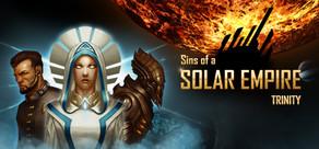 Sins of a Solar Empire: Trinity cover art