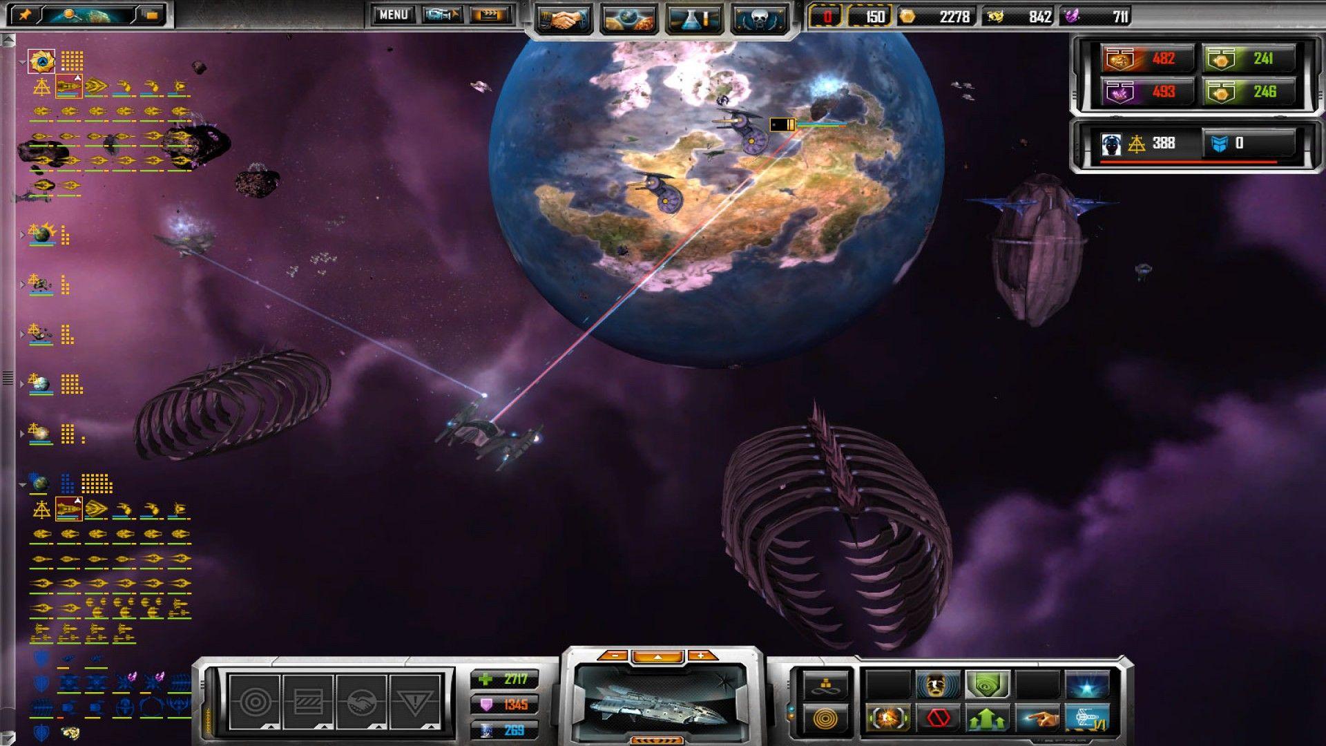 Sins Of A Solar Empire Trinity On Steam