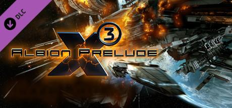Купить X3: Albion Prelude (DLC)