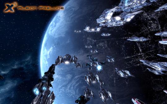 X3: Albion Prelude (DLC)
