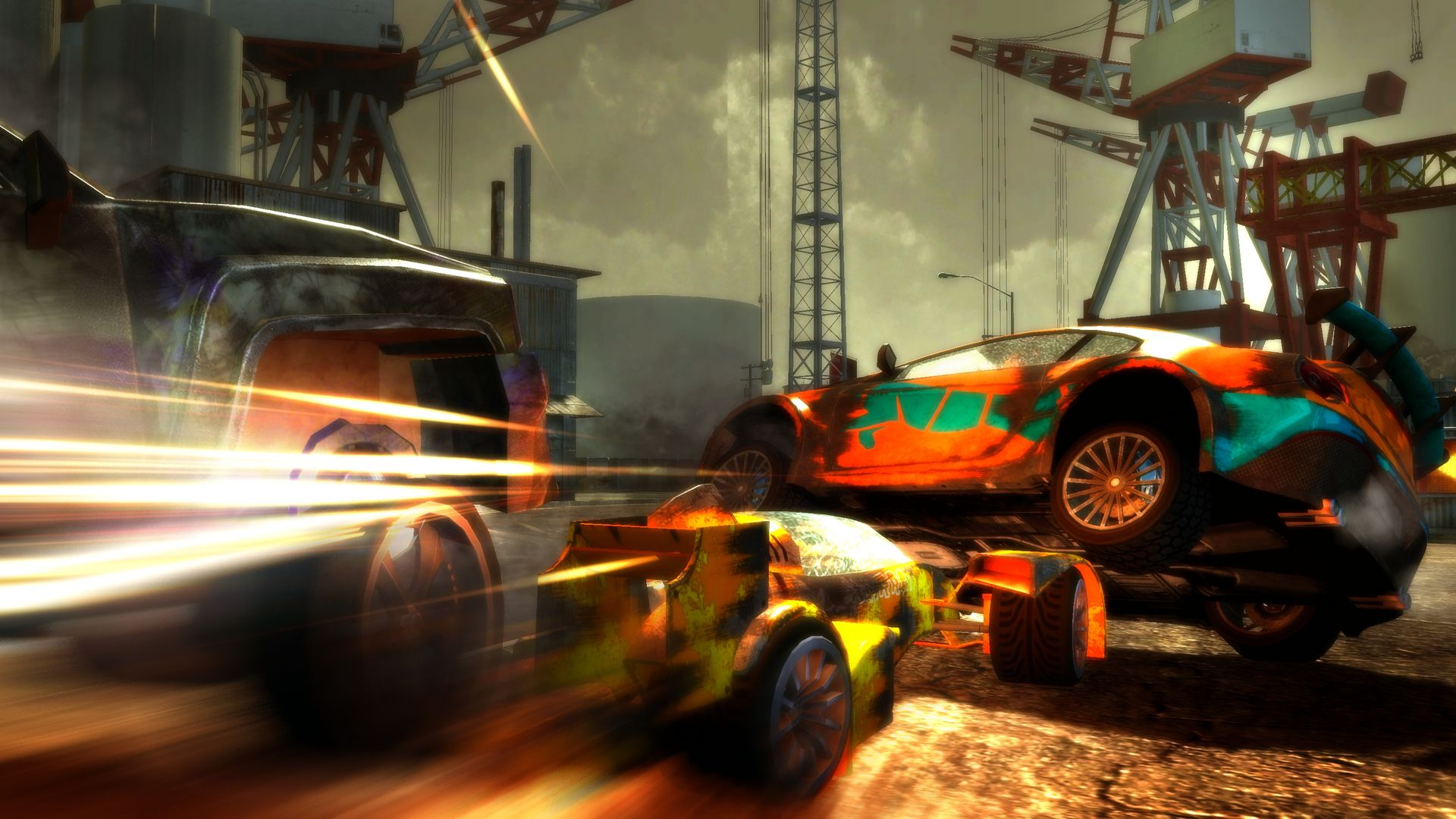 Flatout 3: Chaos & Destruction Screenshot 2