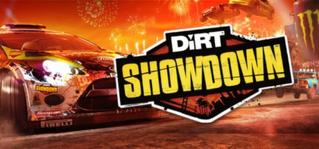 DiRT Showdown cover art
