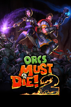 Orcs Must Die! 2 poster image on Steam Backlog
