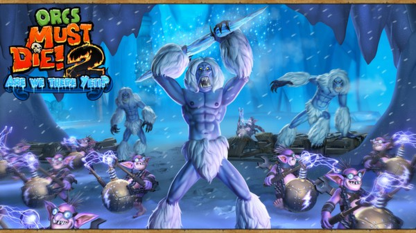 скриншот Orcs Must Die 2 - Are We There Yeti? 0