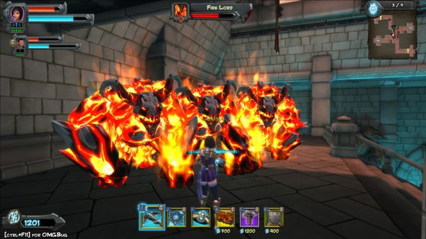Orcs Must Die! 2 - Fire and Water Booster Pack (DLC)