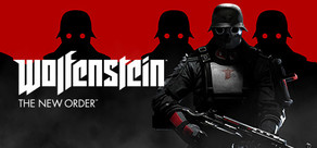 Wolfenstein: The New Order cover art