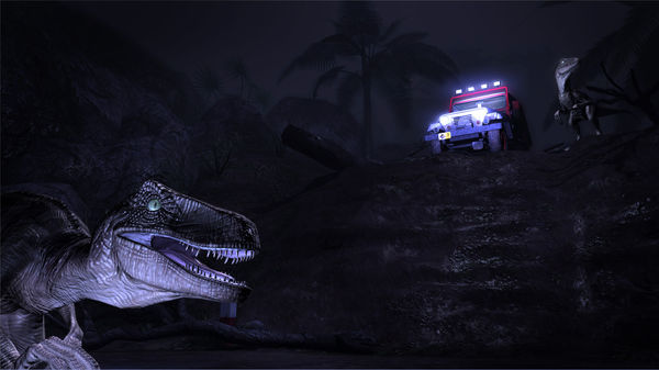 скриншот Jurassic Park: The Game 5
