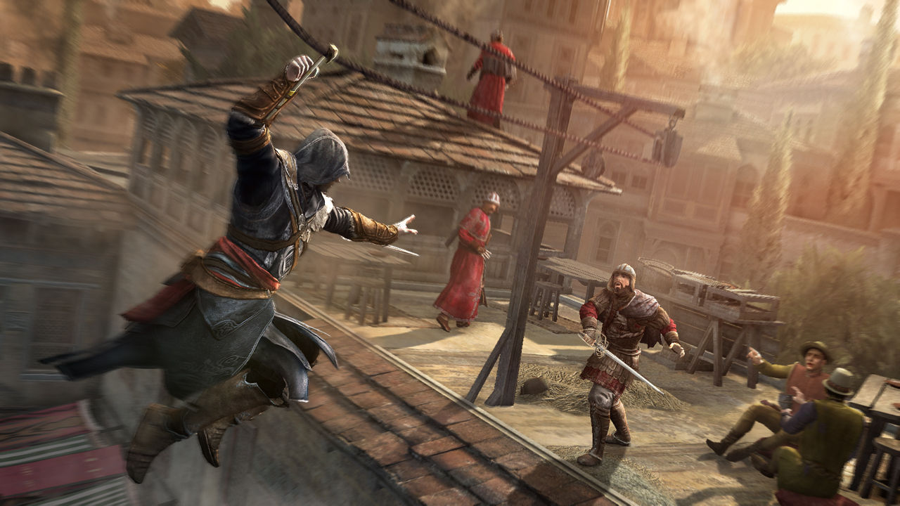 Assassins Creed Revelations Gold Edition MULTi13 Repack