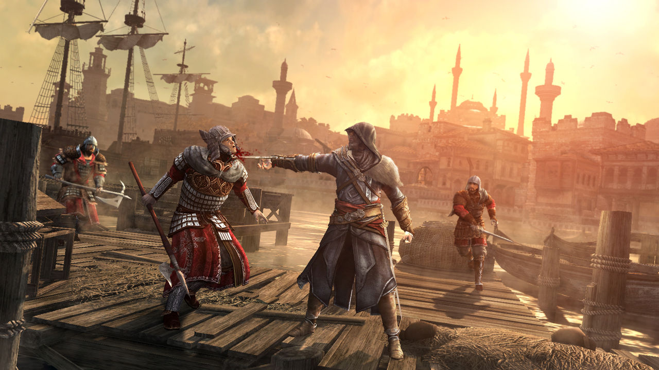 Assassins Creed Revelations Gold Edition MULTi13 Full Version
