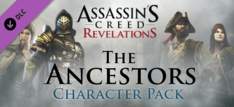 Assassins Creed Revelations - The Ancestors Character Pack