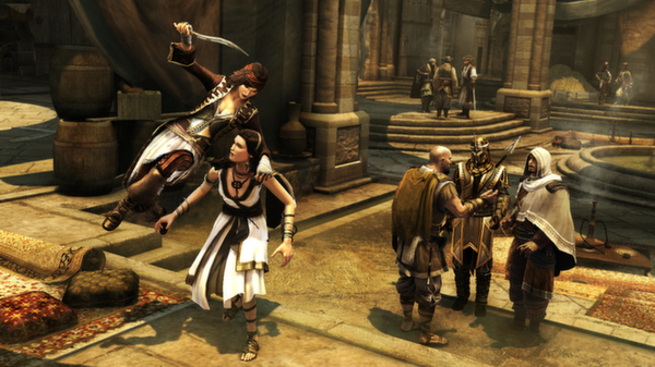 Assassin's Creed Revelations - The Ancestors Character Pack (DLC)