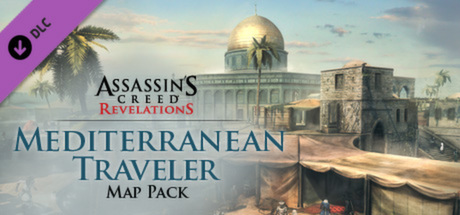 Assassins Creed® Revelations - Mediterranean Traveler Map Pack