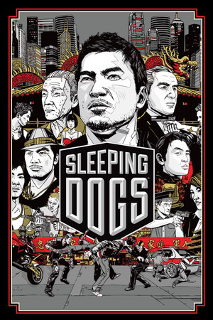Sleeping Dogs poster image on Steam Backlog