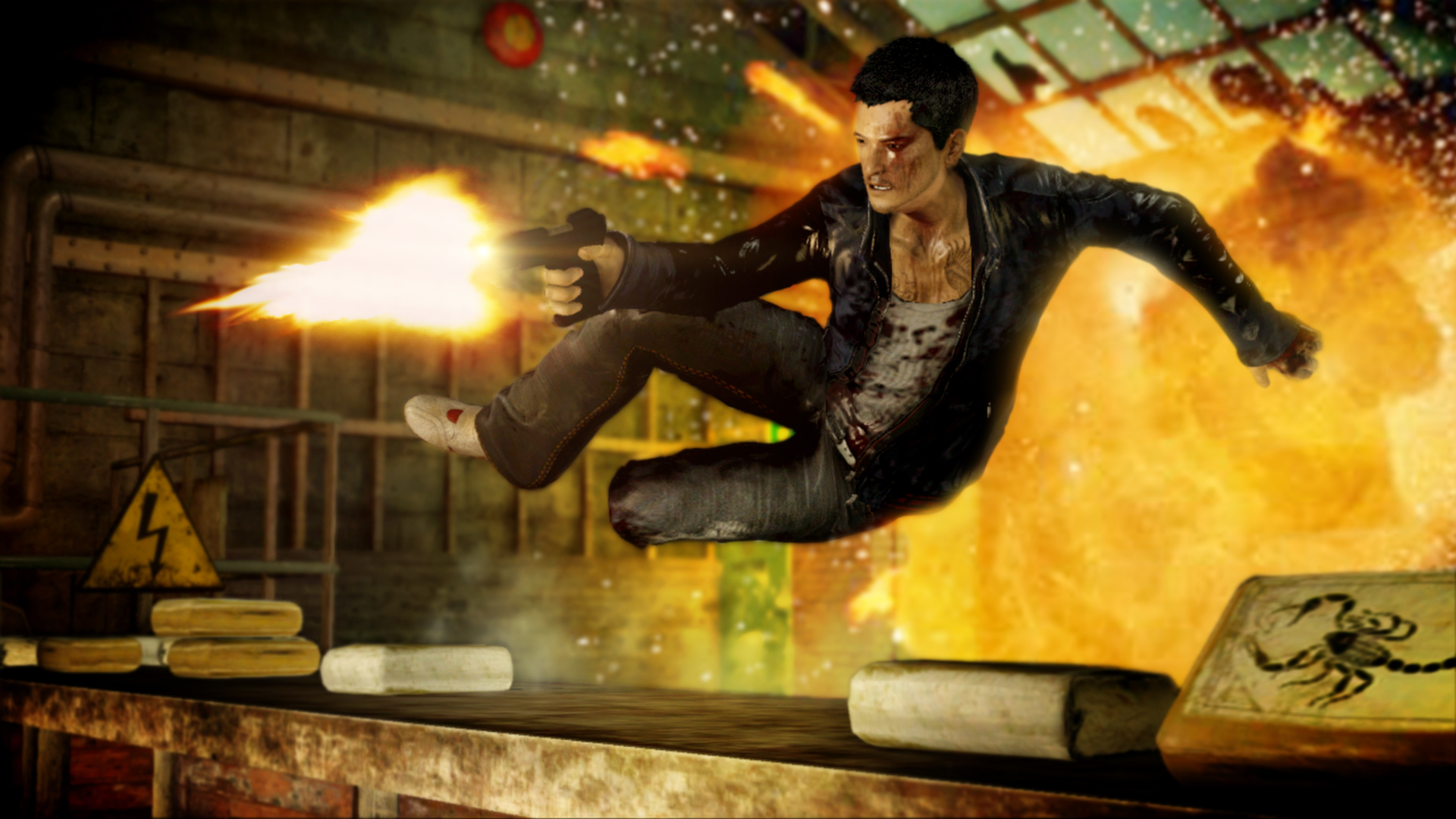 Find the best gaming PC for Sleeping Dogs