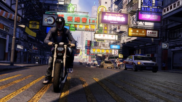 Sleeping Dogs - High Resolution Texture Pack (DLC)