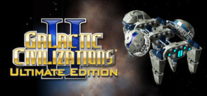 Galactic Civilizations II: Ultimate Edition cover art