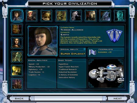 Galactic Civilizations® II: Ultimate Edition