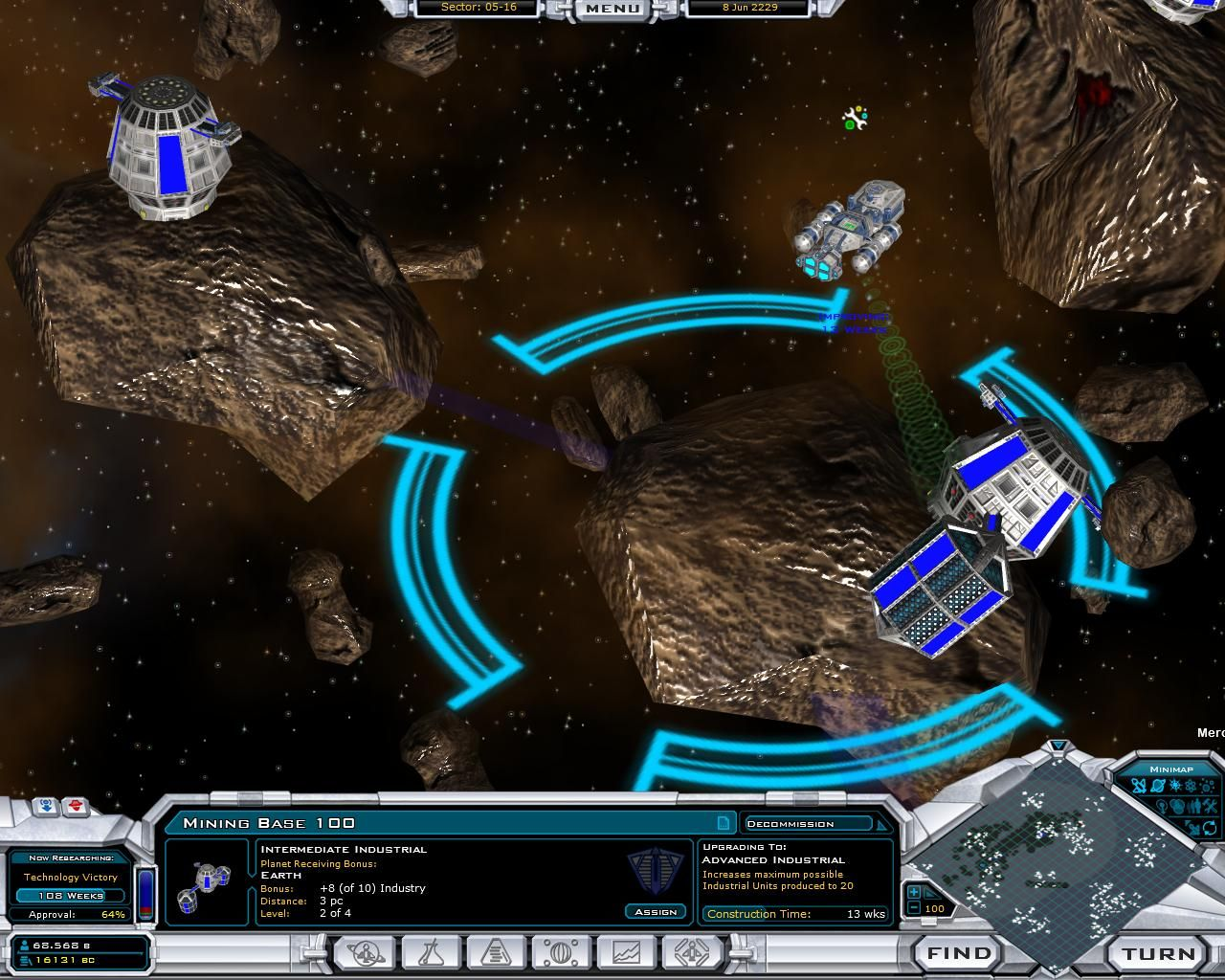Galactic Civilizations II: Ultimate Edition Screenshot 3