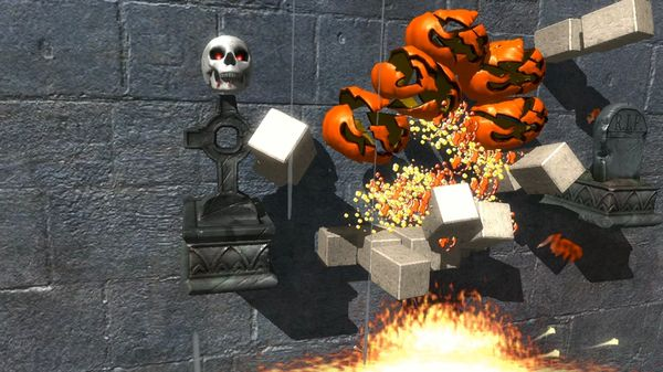 Crazy Machines 2:  Halloween (DLC)