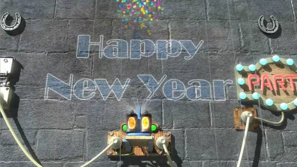 Crazy Machines 2: Happy New Year DLC