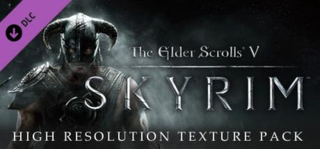 Skyrim: High Resolution Texture Pack (Free DLC)