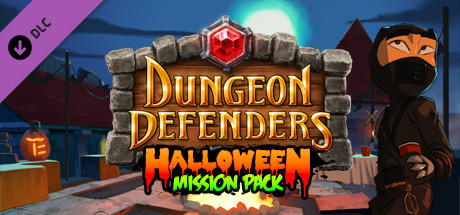 Dungeon Defenders Halloween Mission Pack (DLC)