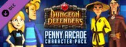 Dungeon Defenders Penny Arcade Costume Pack
