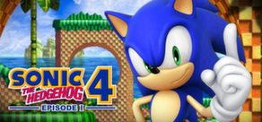 SONIC THE HEDGEHOG 4 Episode I cover art