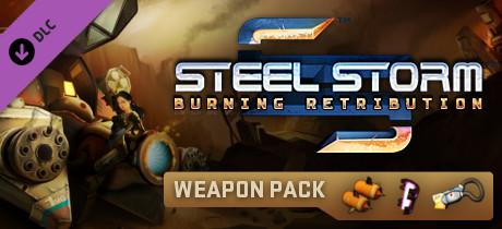 Купить Steel Storm Weapon Pack DLC