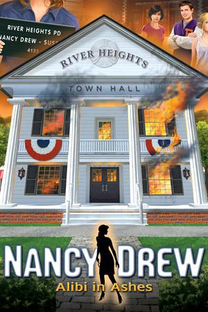 Nancy Drew: Alibi in Ashes poster image on Steam Backlog