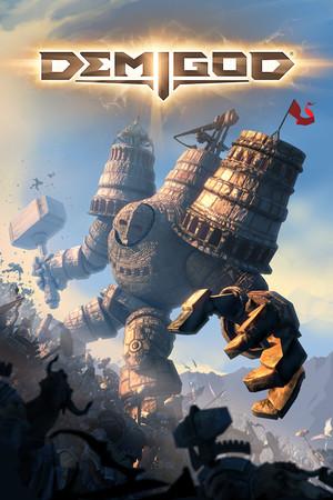 Demigod poster image on Steam Backlog