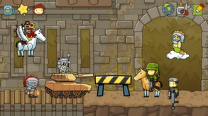 Scribblenauts Unlimited video