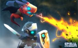 Spiral Knights Battle Sprites Trailer