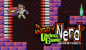 Angry Video Game Nerd Adventures video