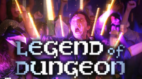 Legend of Dungeon Launch Trailer - Legend of Party