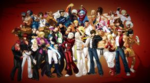 THE KING OF FIGHTERS XIII STEAM EDITION video