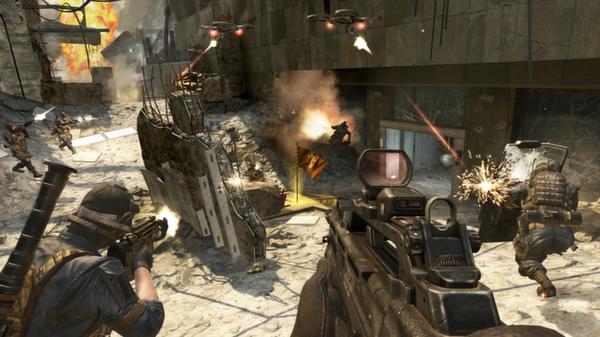 Free Call of Duty: Black Ops II CD Key 1