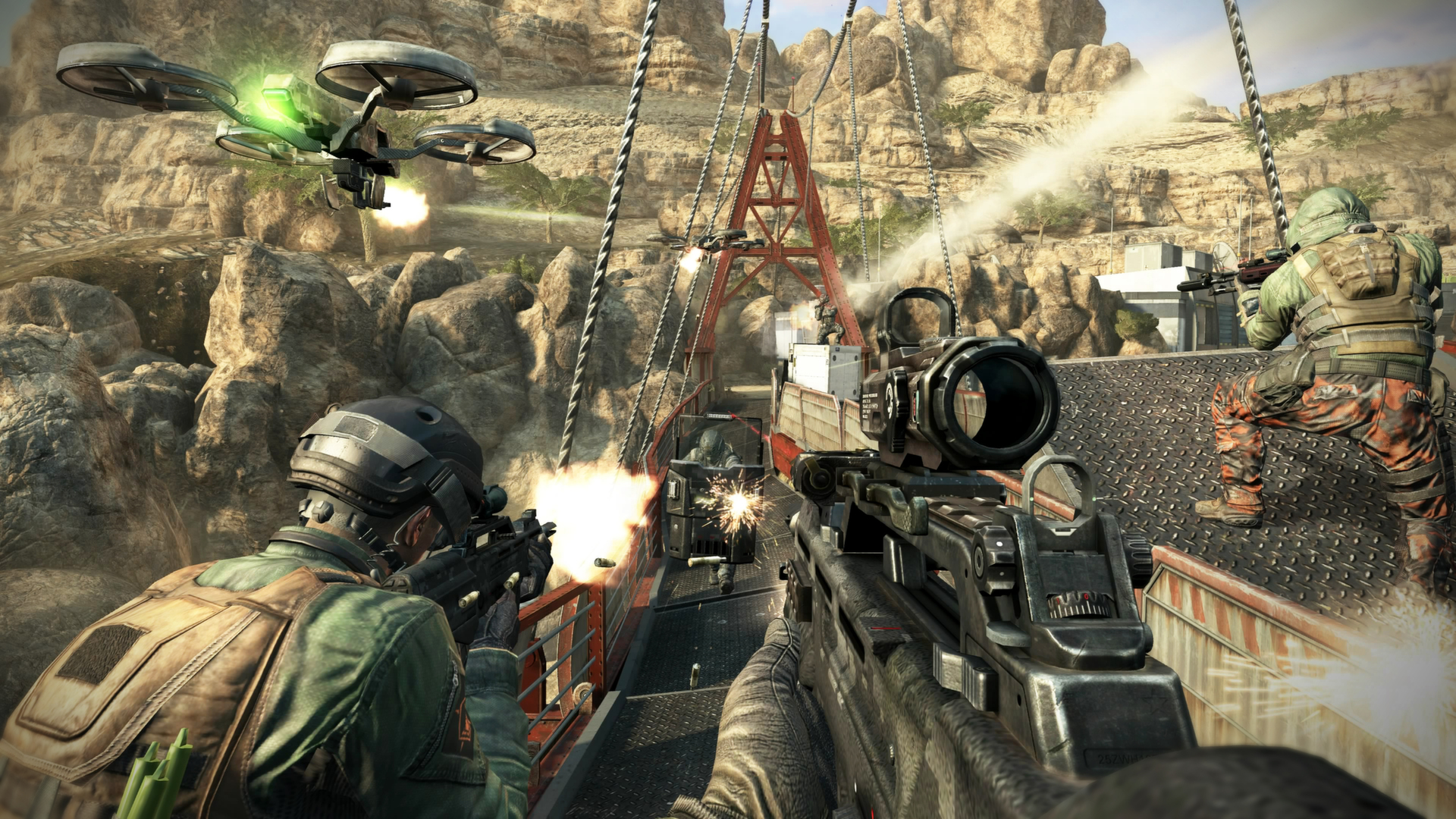 Call Of Duty Black Ops 2 System Requirements Can I Run It Pcgamebenchmark