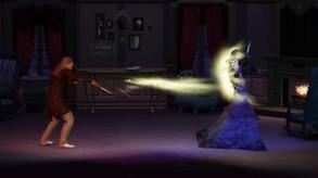 The Sims 3: Supernatural (DLC) video