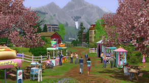 The Sims 3: Seasons (DLC) video