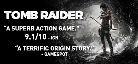 Game Banner Tomb Raider