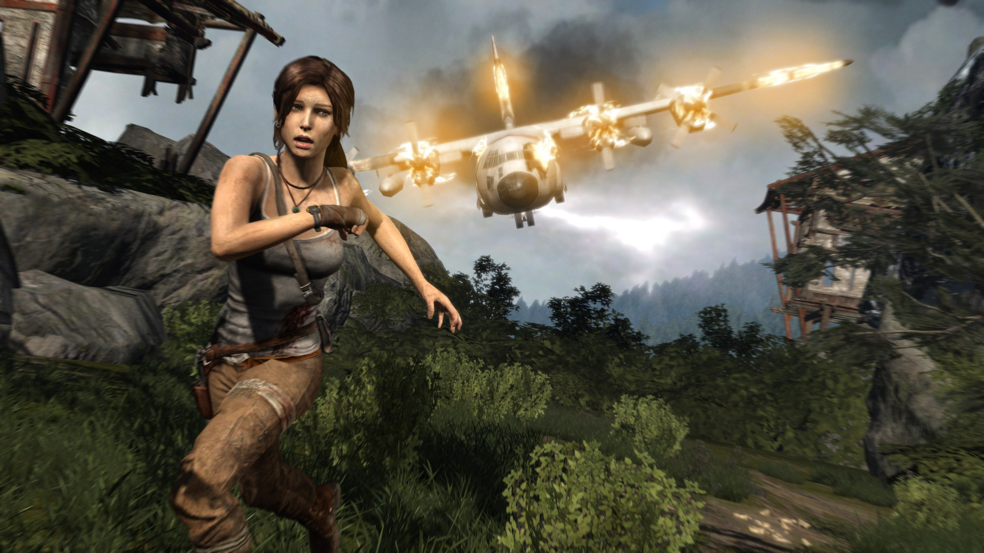 Find the best gaming PC for Tomb Raider