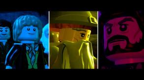 LEGO Hobbit - Buddy Up Trailer