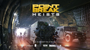 The Point Break Heists Trailer